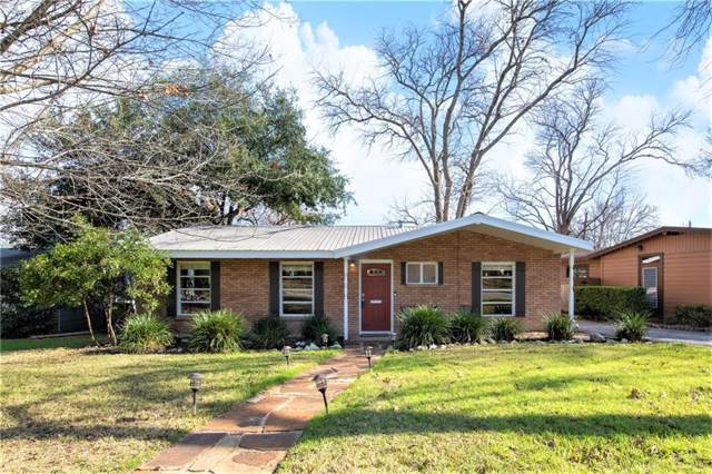 4613 Finley Dr, Austin, TX 78731 (#9207851) :: The Perry Henderson Group at Berkshire Hathaway Texas Realty