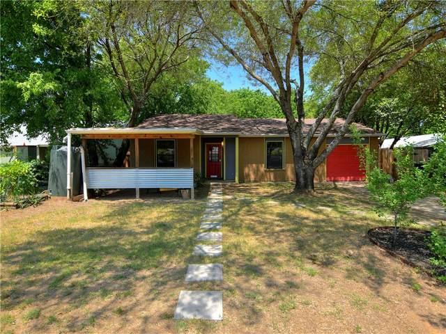 6102 Calmar Cv, Austin, TX 78721 (#9209273) :: Papasan Real Estate Team @ Keller Williams Realty