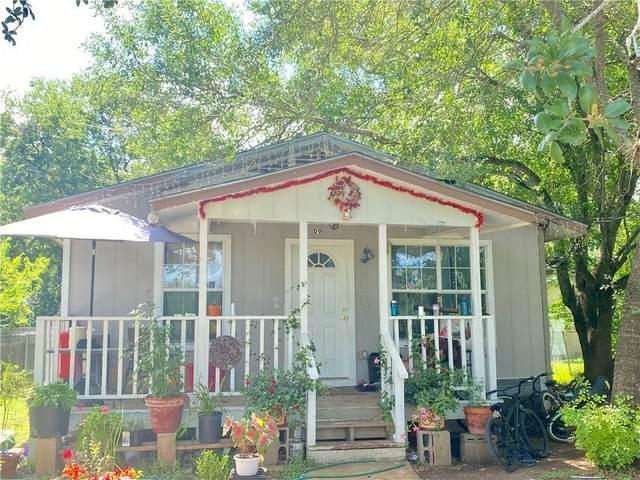709 Railroad, San Marcos, TX 78666 (#9209421) :: Lauren McCoy with David Brodsky Properties
