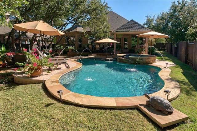 1811 Tall Chief, Leander, TX 78641 (#9210077) :: The Heyl Group at Keller Williams