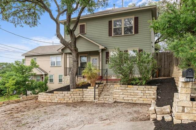 1162 Ridgeway Dr, Austin, TX 78702 (#9211098) :: Sunburst Realty