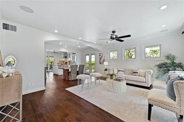 3200 Maywood Ave B, Austin, TX 78703 (#9212882) :: Ben Kinney Real Estate Team