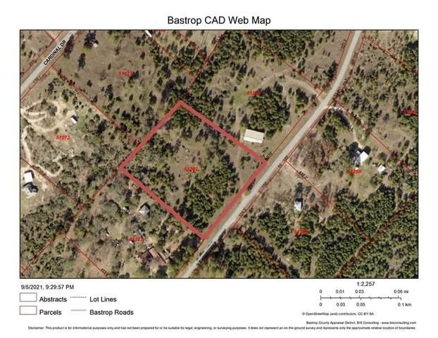 284 Ponderosa Loop, Paige, TX 78659 (#9216405) :: Papasan Real Estate Team @ Keller Williams Realty