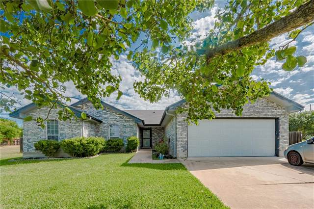 1709 E Johnson St, Burnet, TX 78611 (#9216408) :: Papasan Real Estate Team @ Keller Williams Realty