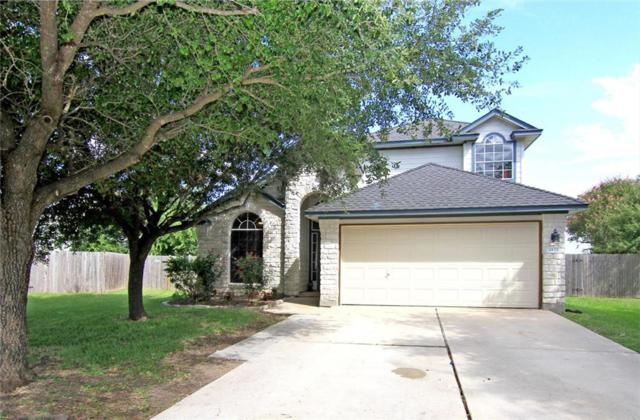 3933 Whitey Ford Way, Round Rock, TX 78665 (#9218906) :: Realty Executives - Town & Country