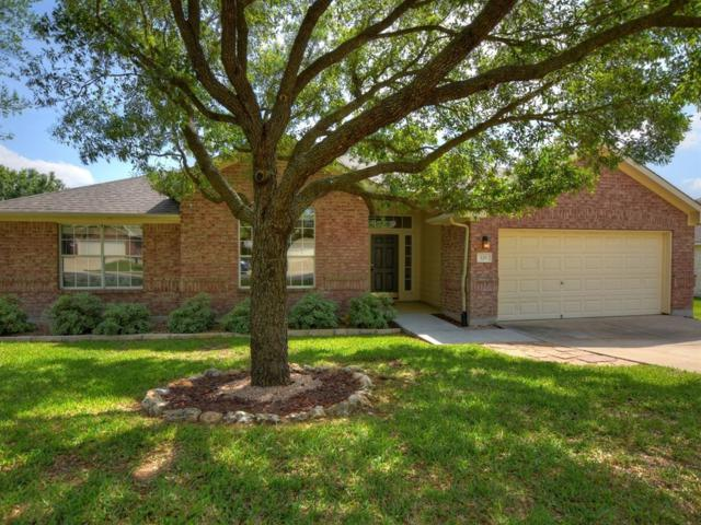128 Chandler Pointe Loop, Round Rock, TX 78665 (#9220108) :: Papasan Real Estate Team @ Keller Williams Realty