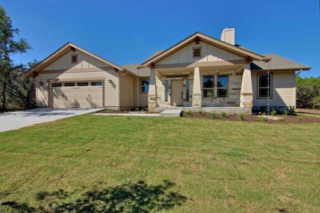 1058 E Daviot Dr, Briarcliff, TX 78669 (#9220148) :: The Perry Henderson Group at Berkshire Hathaway Texas Realty