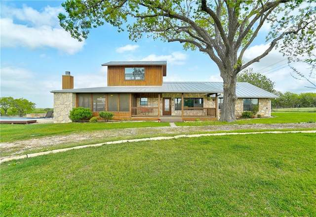2261 County Road 152, Georgetown, TX 78626 (#9221283) :: The Perry Henderson Group at Berkshire Hathaway Texas Realty