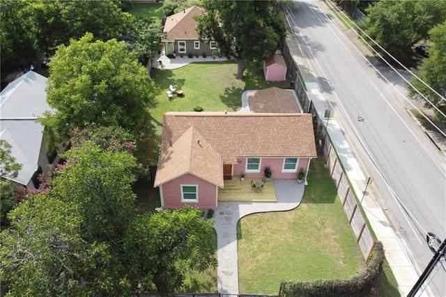 1008 Gullett St, Austin, TX 78702 (#9221789) :: Papasan Real Estate Team @ Keller Williams Realty