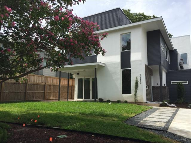 2112 Thornton Rd A, Austin, TX 78704 (#9222590) :: Papasan Real Estate Team @ Keller Williams Realty