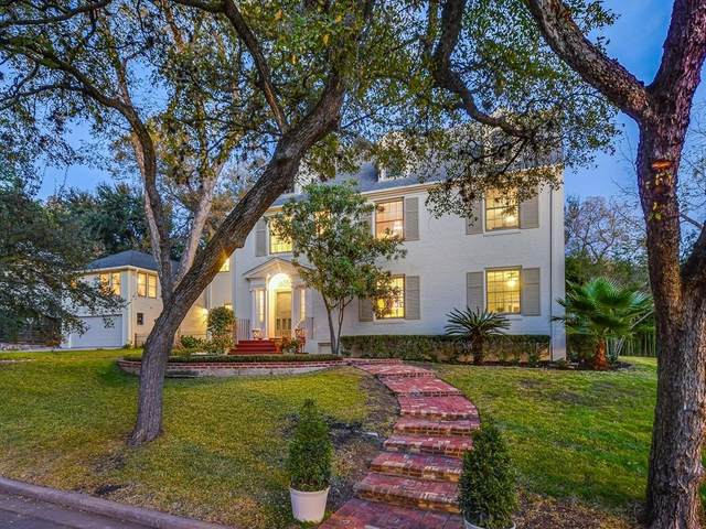 1701 San Gabriel St, Austin, TX 78701 (#9223136) :: The Perry Henderson Group at Berkshire Hathaway Texas Realty