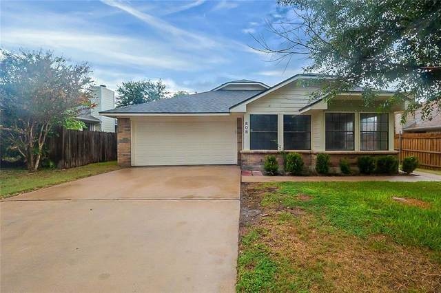 808 Clearwater Trl, Round Rock, TX 78664 (#9223216) :: R3 Marketing Group