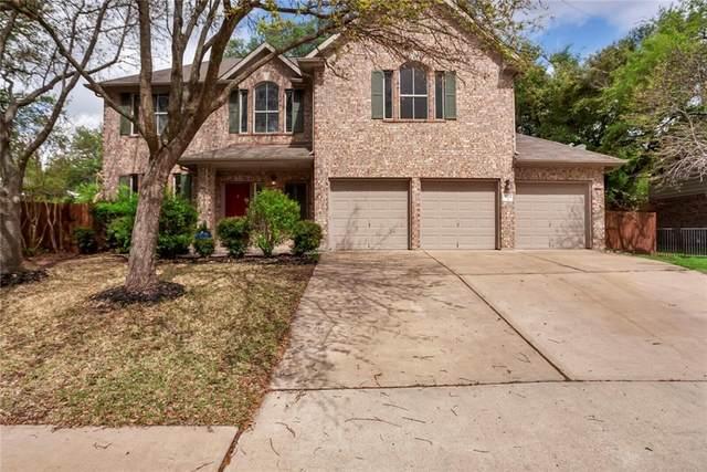 3724 Laurel Bay Loop, Round Rock, TX 78681 (#9223577) :: Ben Kinney Real Estate Team