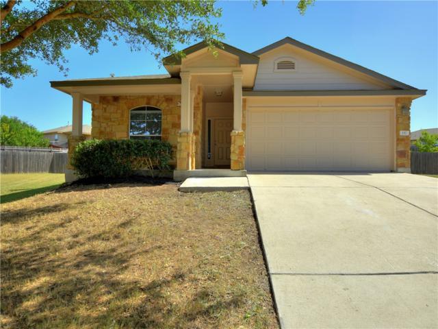 157 Regent Cv, Kyle, TX 78640 (#9224280) :: Ana Luxury Homes