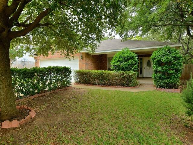 3461 Flowstone Ln, Round Rock, TX 78681 (#9225970) :: 12 Points Group