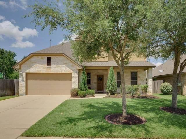 2674 Mirasol Loop, Round Rock, TX 78681 (#9225997) :: Papasan Real Estate Team @ Keller Williams Realty