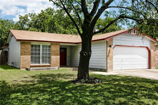 1502 Peachtree Valley Dr, Round Rock, TX 78681 (#9227758) :: The Gregory Group