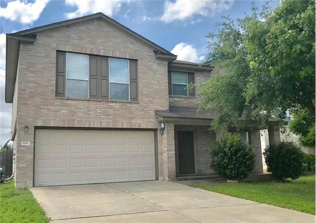 108 Baldwin St, Hutto, TX 78634 (#9230154) :: RE/MAX IDEAL REALTY