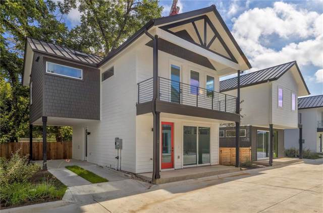 1615 S 2nd St #2, Austin, TX 78704 (#9230910) :: Lauren McCoy with David Brodsky Properties
