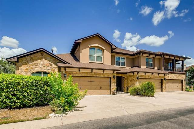 327 Lombardia Dr 20E, Lakeway, TX 78734 (#9232435) :: The Summers Group