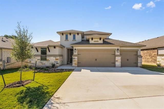 105 Scenic Hills Cir, Georgetown, TX 78628 (#9233214) :: Papasan Real Estate Team @ Keller Williams Realty