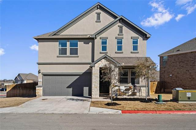 545 American Trl, Leander, TX 78641 (#9234564) :: Realty Executives - Town & Country