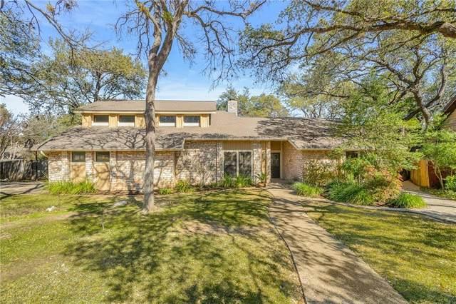 7803 Deer Ridge Cir, Austin, TX 78731 (#9235487) :: Papasan Real Estate Team @ Keller Williams Realty