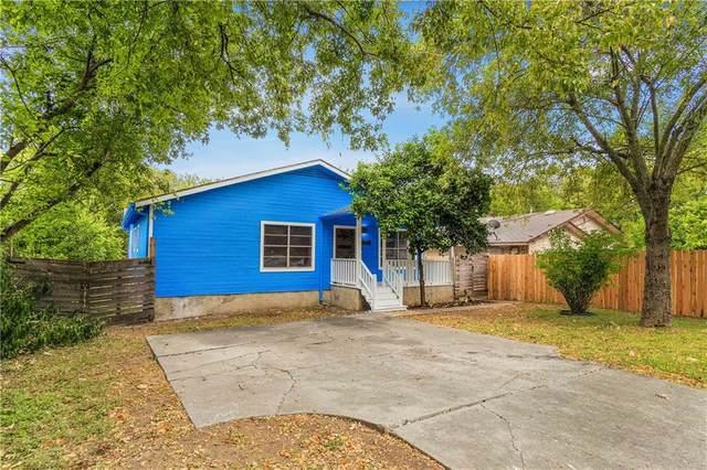 7613 Meador Ave, Austin, TX 78752 (#9237754) :: First Texas Brokerage Company