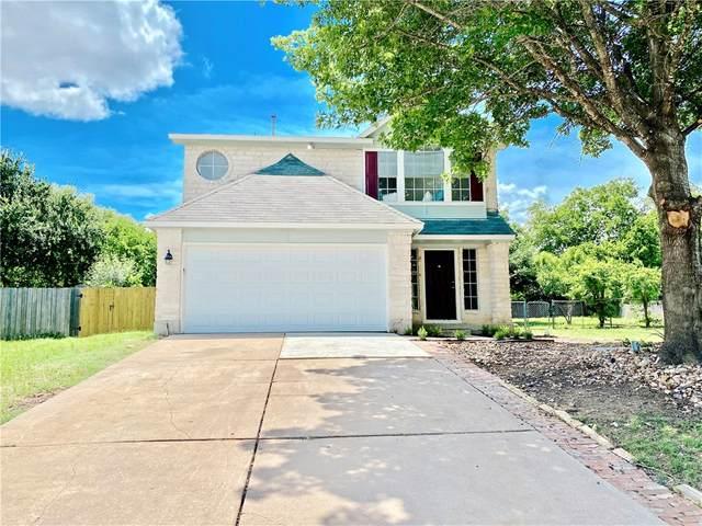 1519 Ashwood Ct, Round Rock, TX 78664 (#9238700) :: Zina & Co. Real Estate
