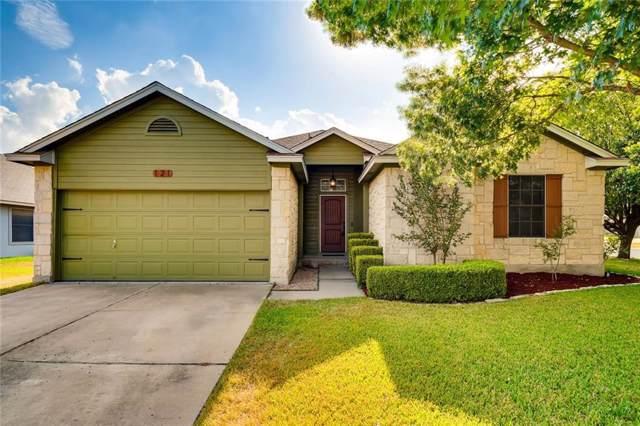 121 Dogwood Dr, Georgetown, TX 78626 (#9240393) :: Papasan Real Estate Team @ Keller Williams Realty