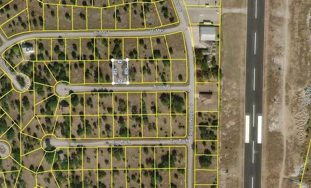 Lot 1125 Arrow Pt, Horseshoe Bay, TX 78657 (MLS #9242777) :: Vista Real Estate
