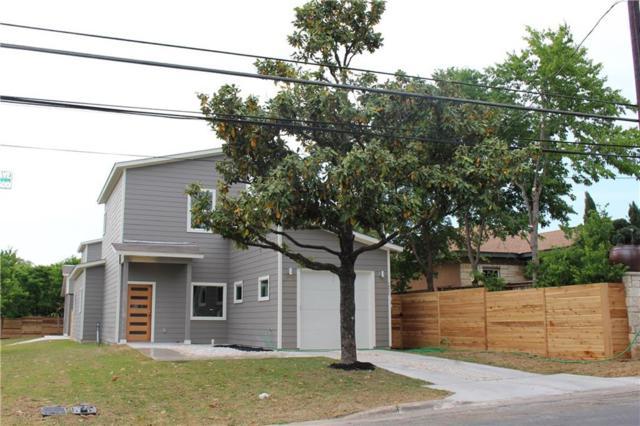 7600 Carver Ave A, Austin, TX 78752 (#9245404) :: Austin Portfolio Real Estate - Keller Williams Luxury Homes - The Bucher Group