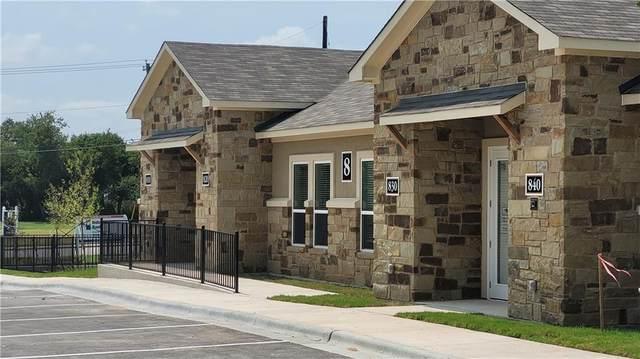 1000 Gattis School Rd #810, Round Rock, TX 78664 (#9246410) :: Papasan Real Estate Team @ Keller Williams Realty