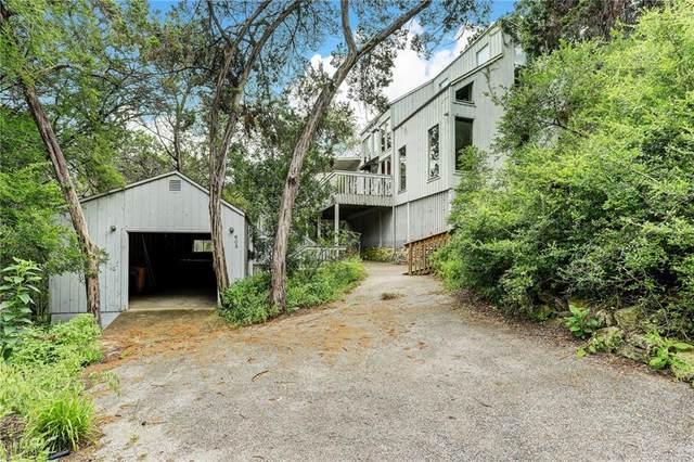 603 Spurlock Vly, West Lake Hills, TX 78746 (#9247540) :: Lauren McCoy with David Brodsky Properties