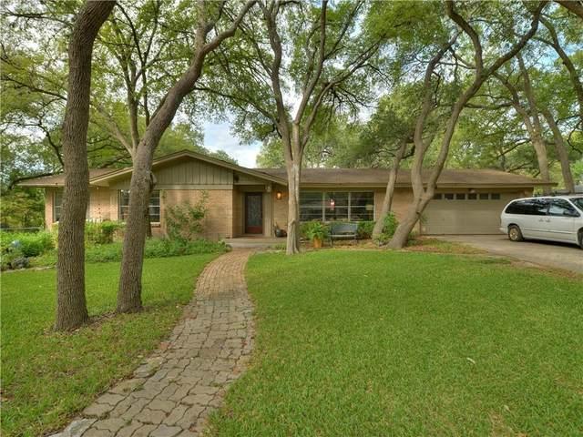4 Westgate Cir, Austin, TX 78746 (#9249351) :: Papasan Real Estate Team @ Keller Williams Realty