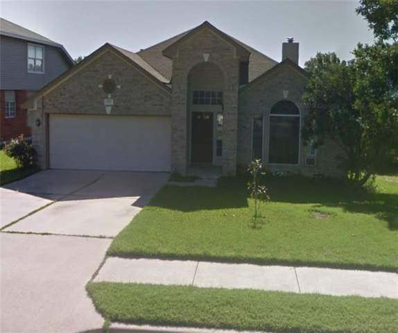 1707 Pecos Valley Cv, Round Rock, TX 78665 (#9249980) :: The Heyl Group at Keller Williams