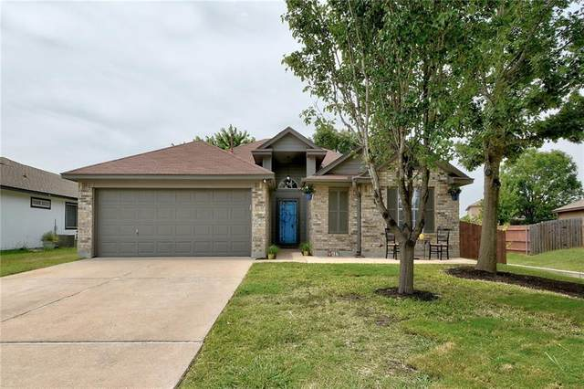 407 Clarks Way, Hutto, TX 78634 (#9250374) :: Papasan Real Estate Team @ Keller Williams Realty
