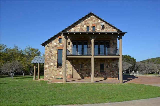 1100 Wolf Creek Ranch Rd, Burnet, TX 78611 (#9250769) :: Papasan Real Estate Team @ Keller Williams Realty