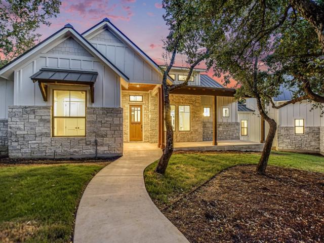 215 Mountain Home, Horseshoe Bay, TX 78657 (#9251824) :: The Smith Team