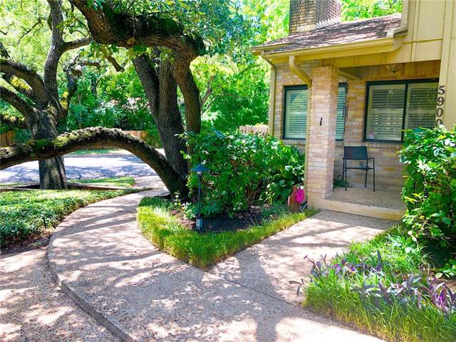 5900 Mountainclimb Dr #1, Austin, TX 78731 (#9255763) :: The Perry Henderson Group at Berkshire Hathaway Texas Realty
