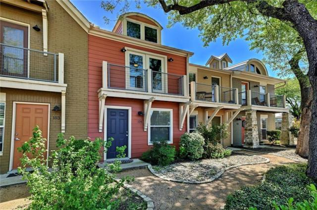 1101 Grove Blvd #104, Austin, TX 78741 (#9256037) :: Watters International
