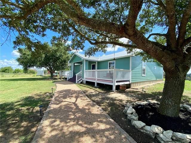 4410 County Road 460, Coupland, TX 78615 (#9256631) :: Papasan Real Estate Team @ Keller Williams Realty