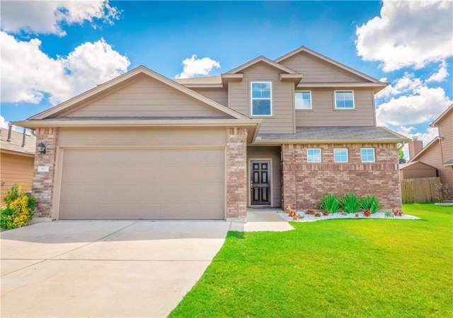 82 Churchill Farms Dr, Georgetown, TX 78626 (#9257889) :: The Heyl Group at Keller Williams