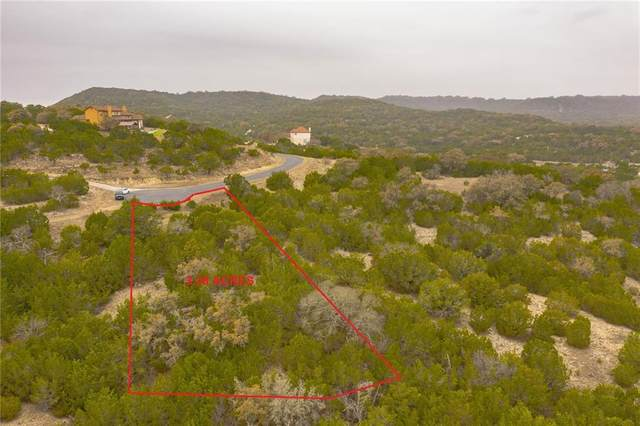 Lot 84 Montana Springs Dr, Marble Falls, TX 78654 (#9260393) :: Zina & Co. Real Estate