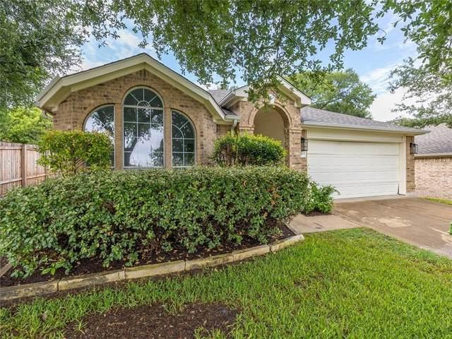 2300 Paradise Ridge Dr, Round Rock, TX 78665 (#9260963) :: Papasan Real Estate Team @ Keller Williams Realty