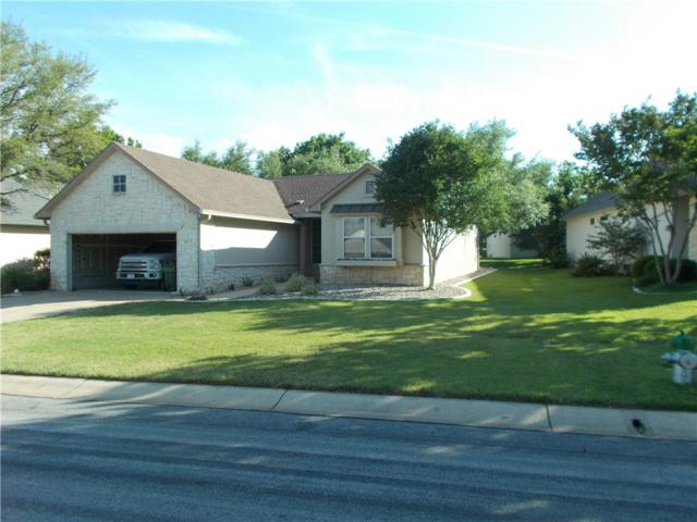 121 Enchanted Dr, Georgetown, TX 78633 (#9261192) :: RE/MAX Capital City