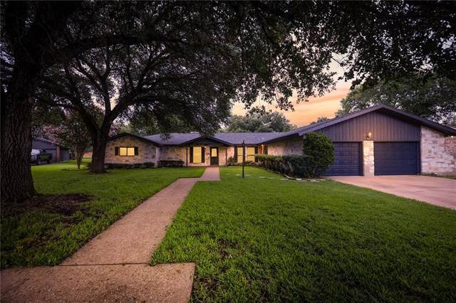 320 Tanglewood Trl, Gonzales, TX 78629 (#9261317) :: Papasan Real Estate Team @ Keller Williams Realty