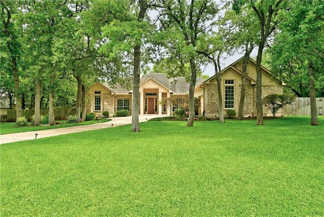 13501 Copper Hills Dr, Manchaca, TX 78652 (#9262075) :: The Perry Henderson Group at Berkshire Hathaway Texas Realty