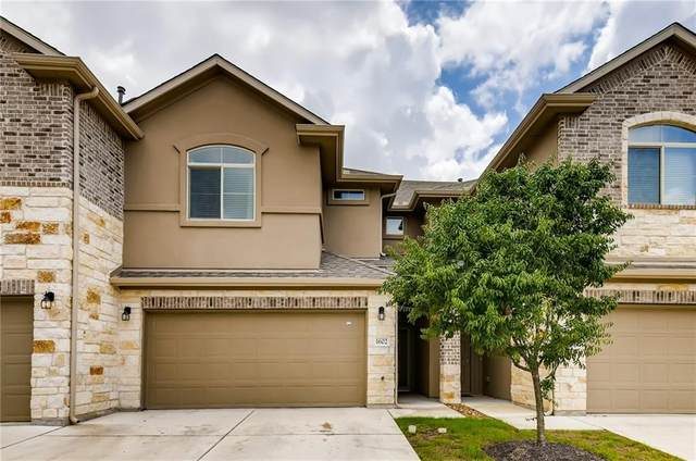 2880 Donnell Dr #1602, Round Rock, TX 78664 (#9263174) :: Realty Executives - Town & Country