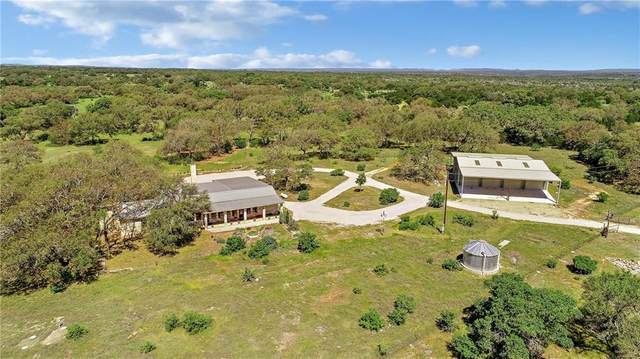 1267 Althaus Ranch Road, Blanco, TX 78636 (MLS #9263459) :: Bray Real Estate Group